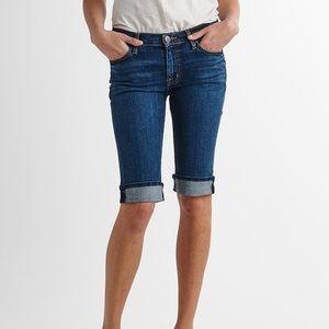 Hudson Jeans Amelia Knee Shorts